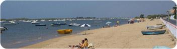 Playa elrompido