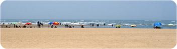 Playa islacanela