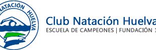 logo club natacion huelva